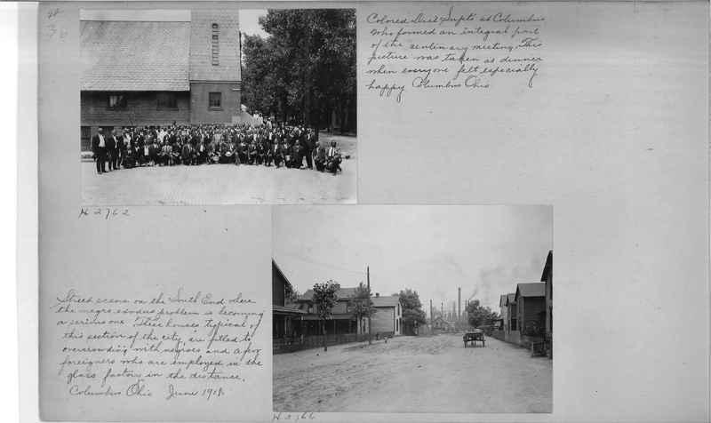 Mission Photograph Album - Negro #1 page 0036