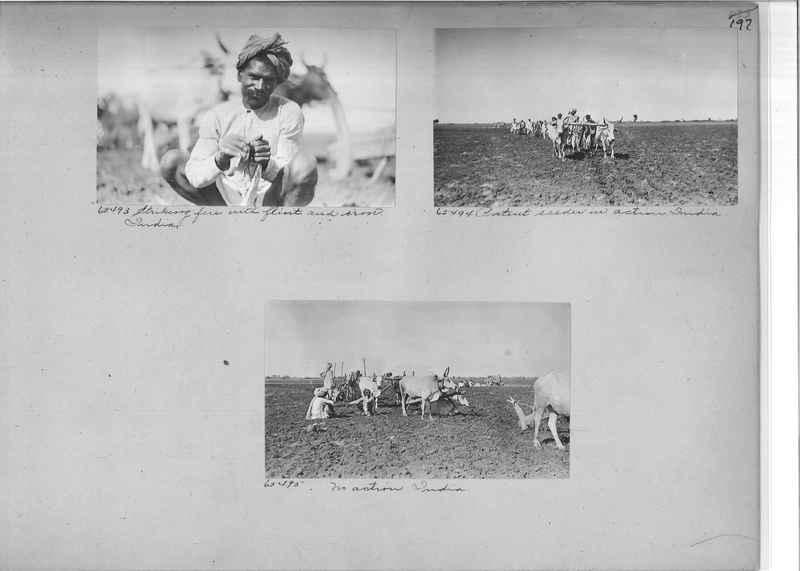 Mission Photograph Album - India #08 Page 0197