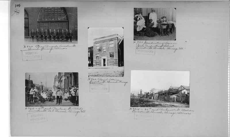 Mission Photograph Album - Cities #4 page 0104