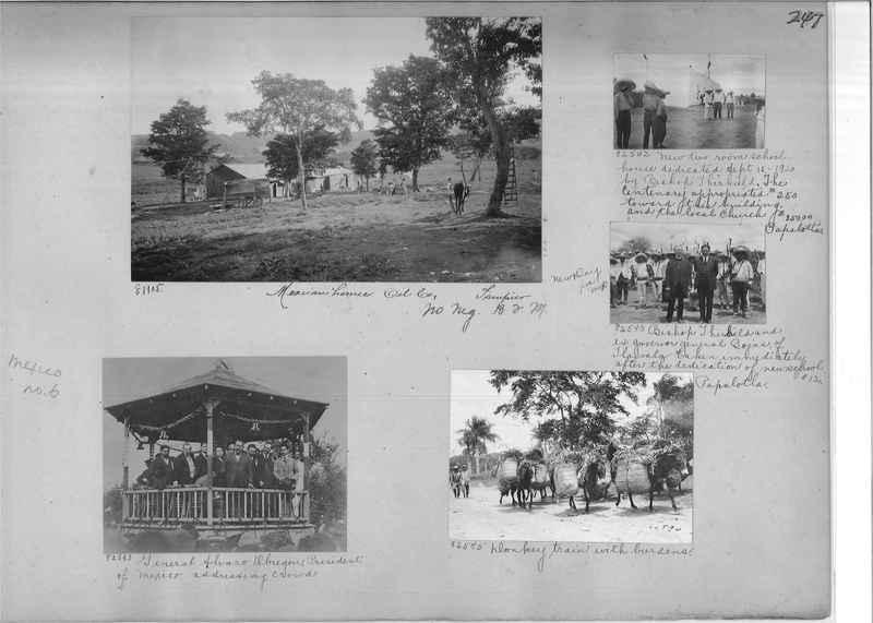 Mission Photograph Album - Mexico #06 page 0247