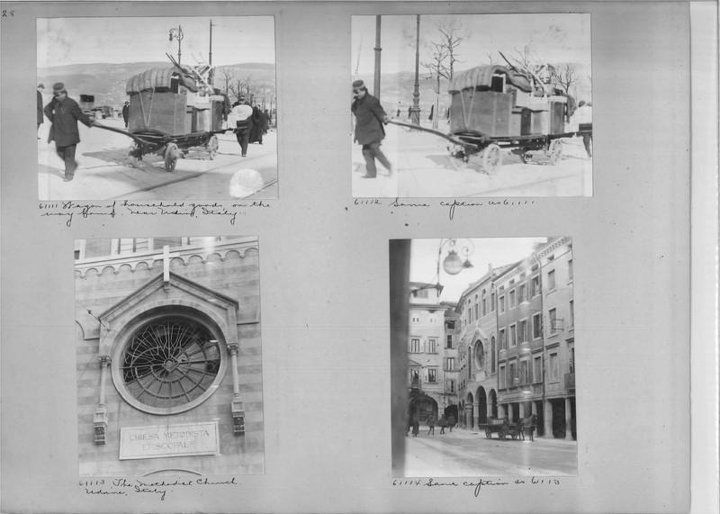 Mission Photograph Album - Europe #04 Page 0028