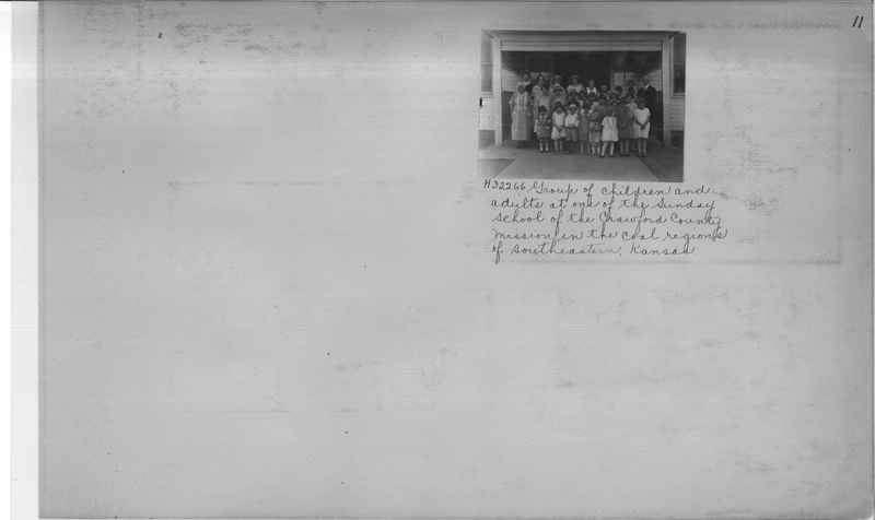 Mission Photograph Album - Religious Education #1 page 0011