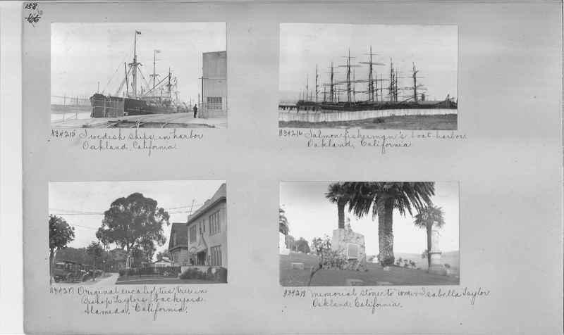Mission Photograph Album - Cities #15 page 0158