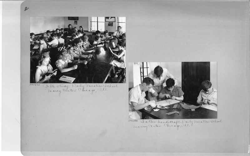 Mission Photograph Album - Cities #18 page 0002