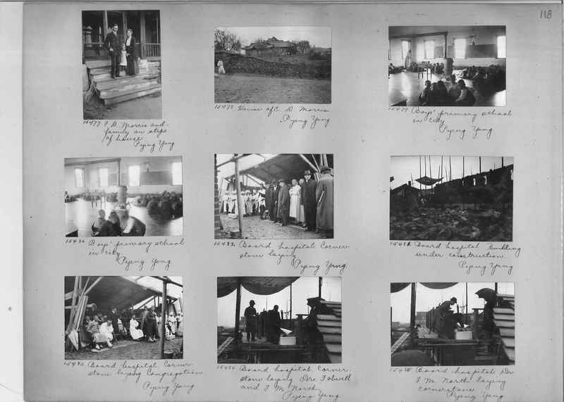 Mission Photograph Album - Korea #2 page 0118