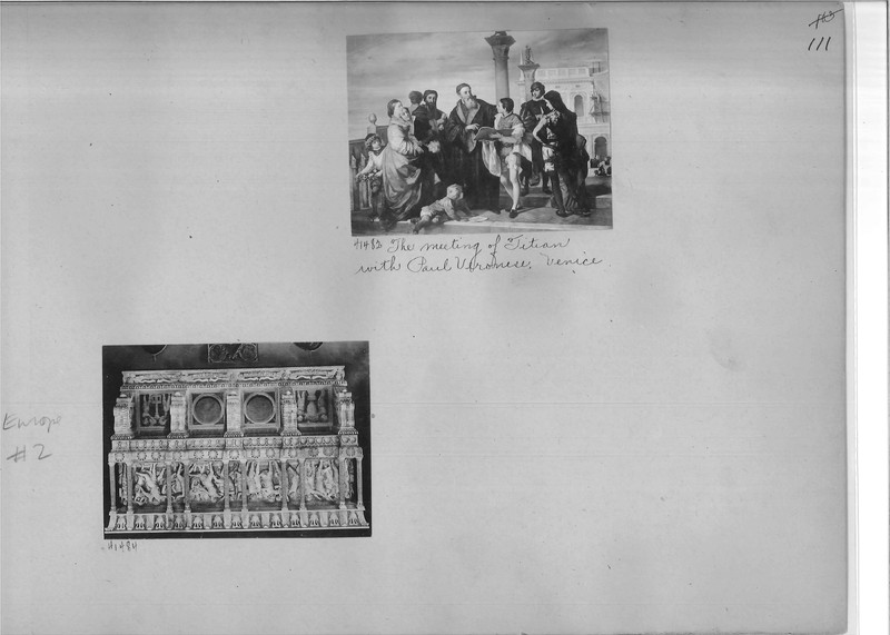 Mission Photograph Album - Europe #02 Page 0111