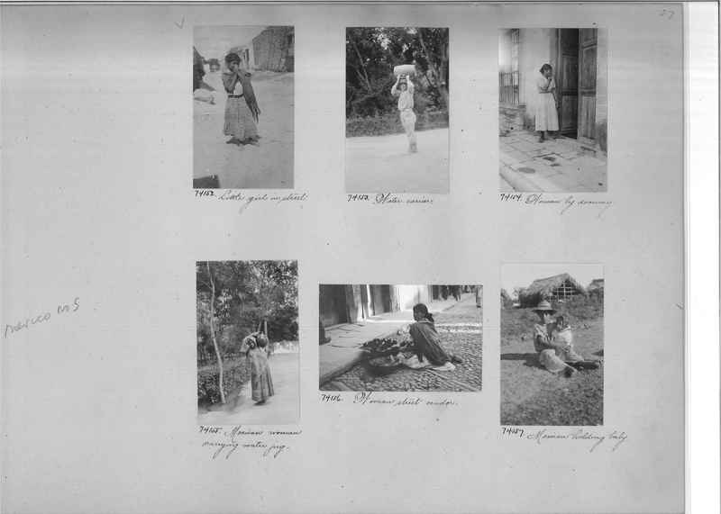 Mission Photograph Album - Mexico #05 page 0027