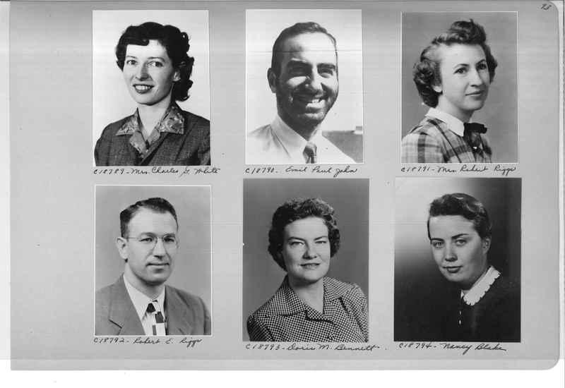 Mission Photograph Album - Portraits #08 Page 0093