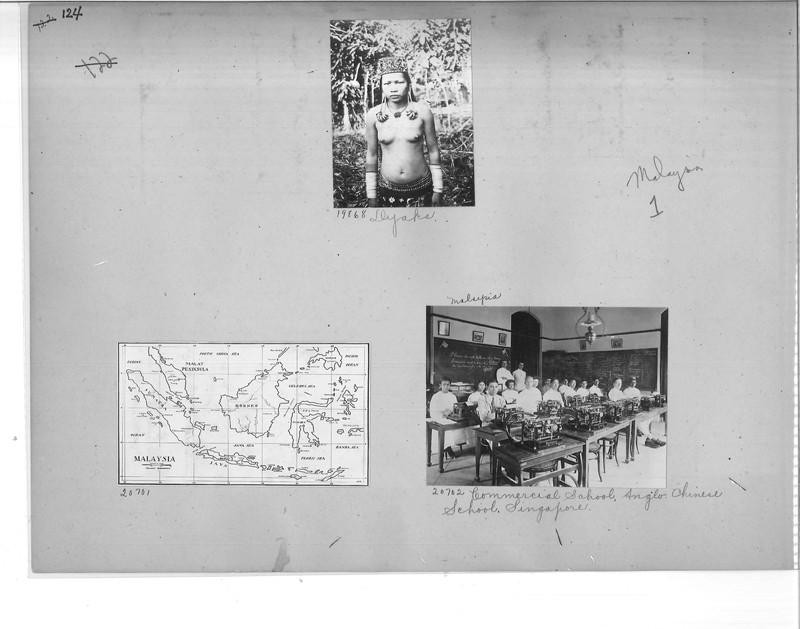 Mission Photograph Album - Malaysia #1 page 0124