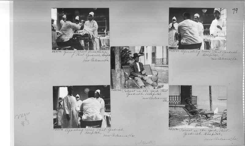 Mission Photograph Album - Negro #3 page 0079