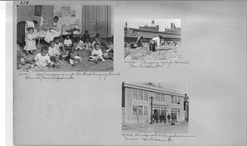Mission Photograph Album - Negro #2 page 0218