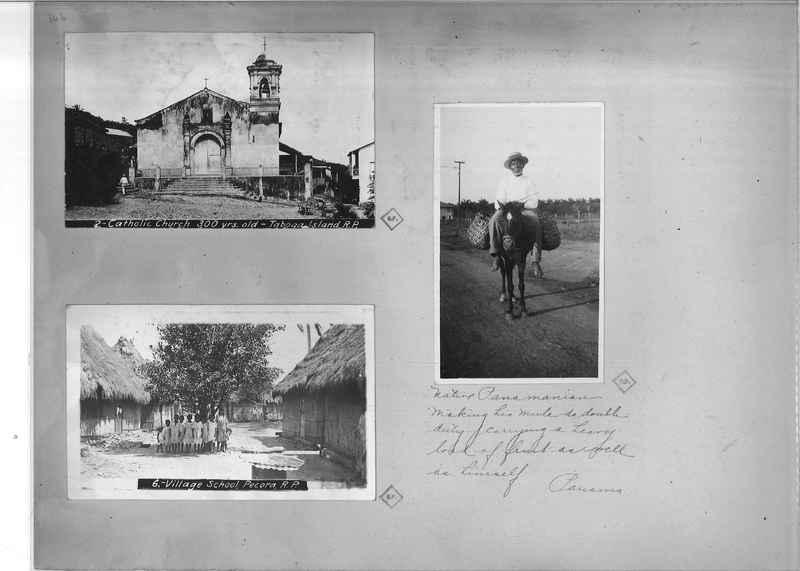 Mission Photograph Album - Panama OP #01 0146