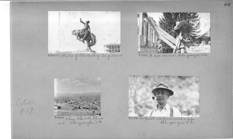 Mission Photograph Album - Cities #17 page 0069