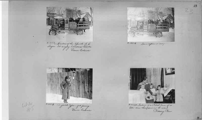 Mission Photograph Album - Cities #5 page 0023