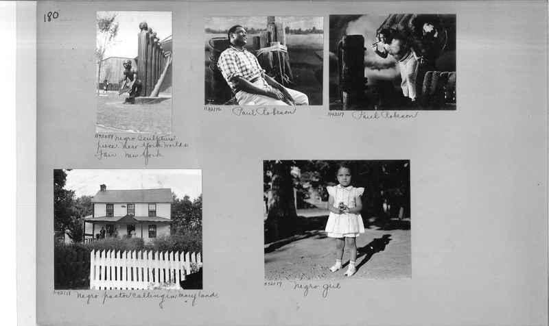 Mission Photograph Album - Negro #6 page 0180