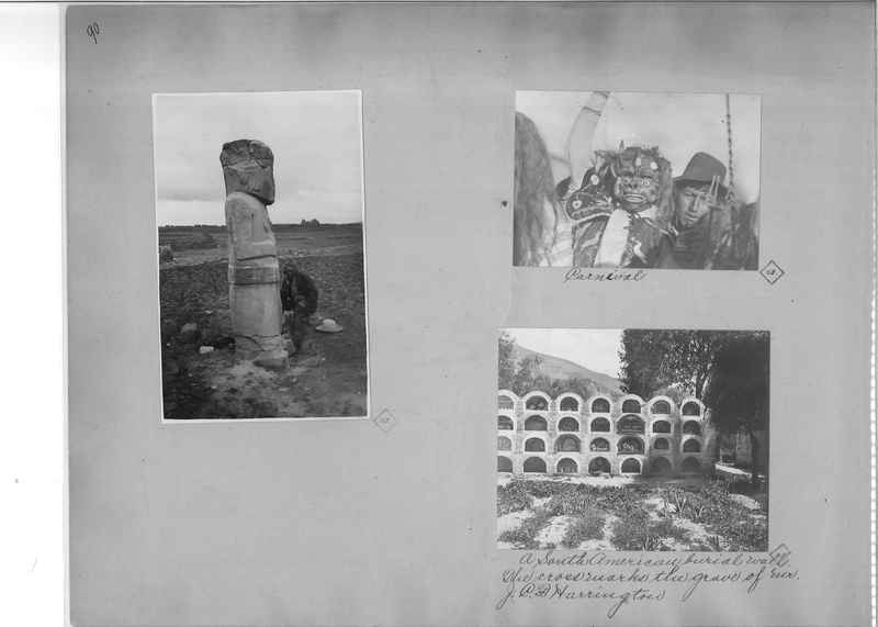 Mission Photograph Album - South America O.P. #1 page 0090