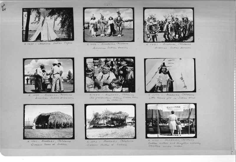 Mission Photograph Albums - Indians #3 Page_0064