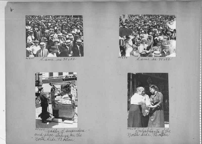 Mission Photograph Album - America #3 page 0006
