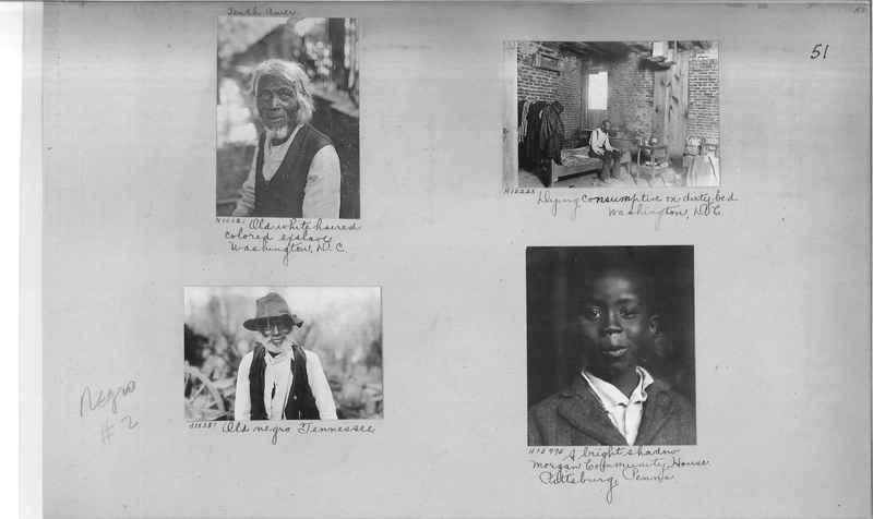 Mission Photograph Album - Negro #2 page 0051