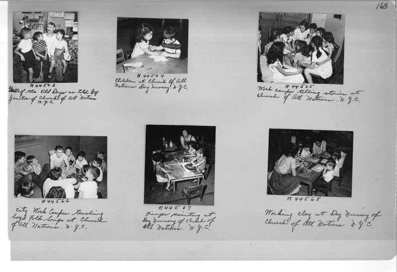 Mission Photograph Album - Cities #18 page 0163