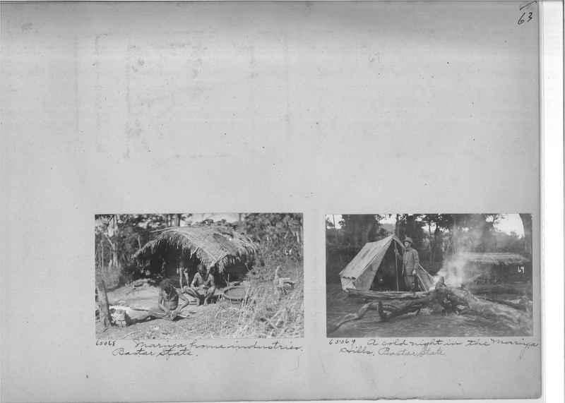 Mission Photograph Album - India #08 Page 0063
