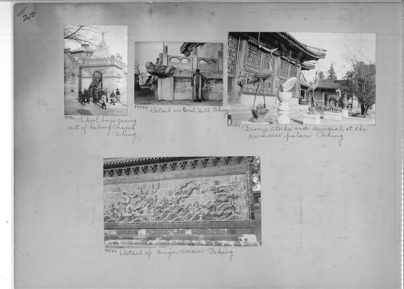 Mission Photograph Album - China #13 page 0210