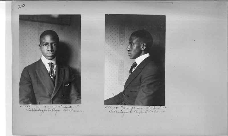 Mission Photograph Album - Negro #2 page 0200