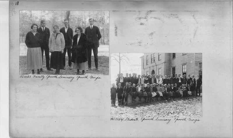 Mission Photograph Album - Education #2 page 0018