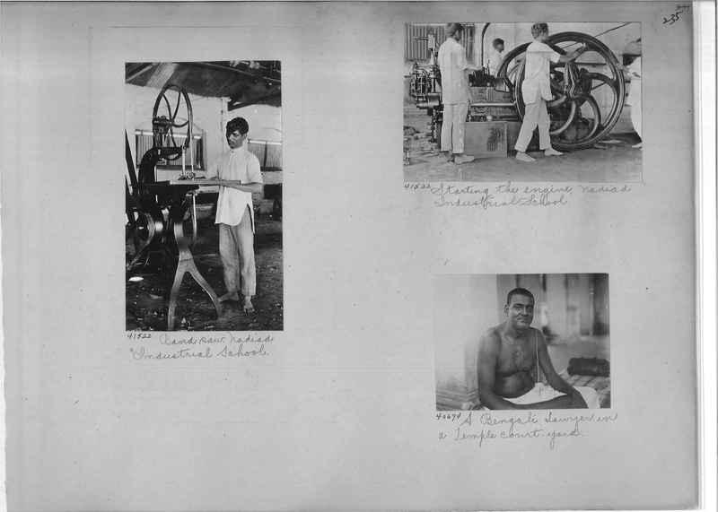 Mission Photograph Album - India #05_0235
