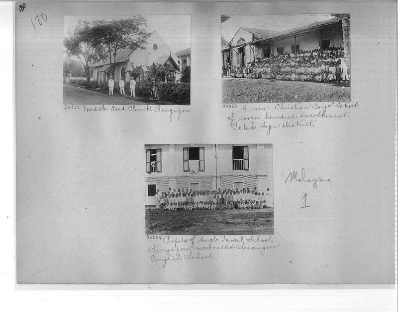 Mission Photograph Album - Malaysia #1 page 0180