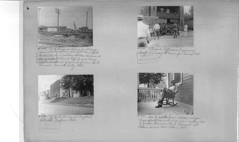 Mission Photograph Album - Cities #3 page 0006