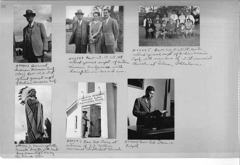 Mission Photograph Albums - Indians #3 Page_0028