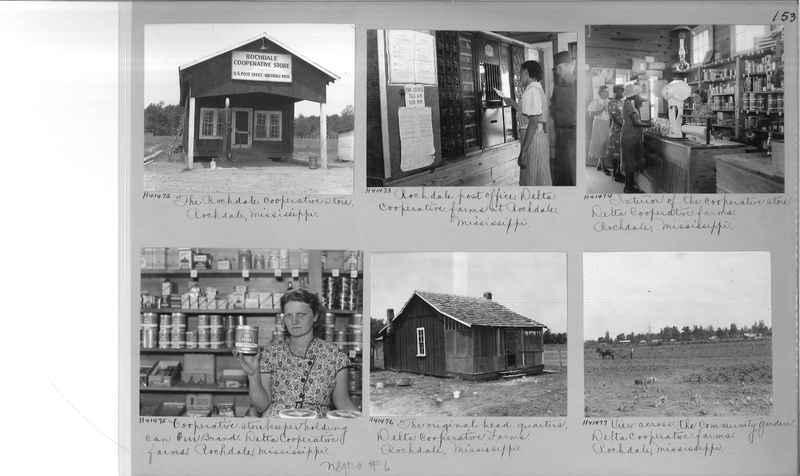 Mission Photograph Album - Negro #6 page 0153