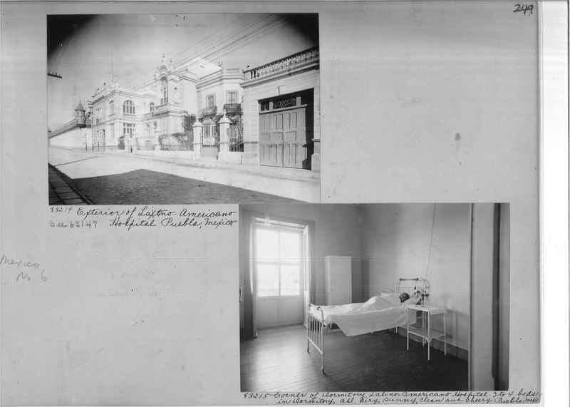 Mission Photograph Album - Mexico #06 page 0249