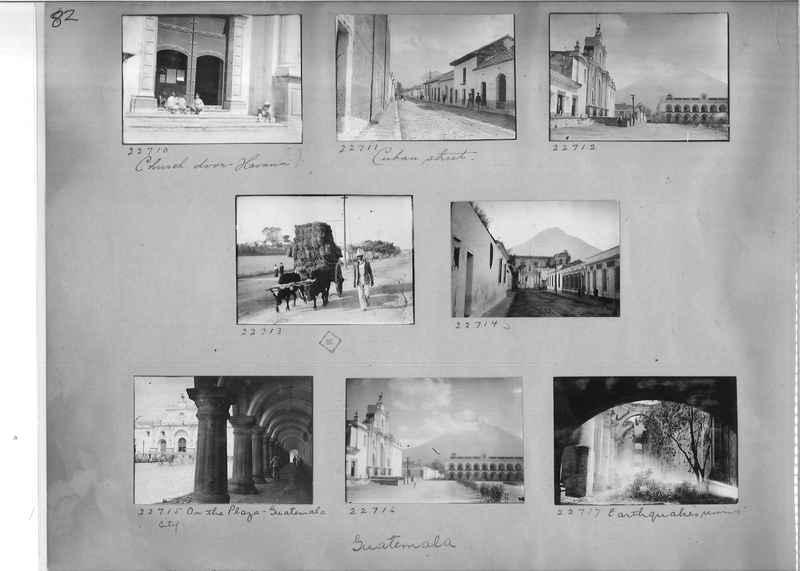 Mission Photograph Album - Panama #02 page 0082