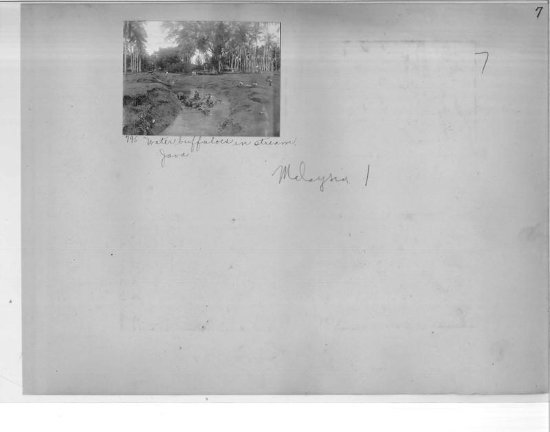 Mission Photograph Album - Malaysia #1 page 0007