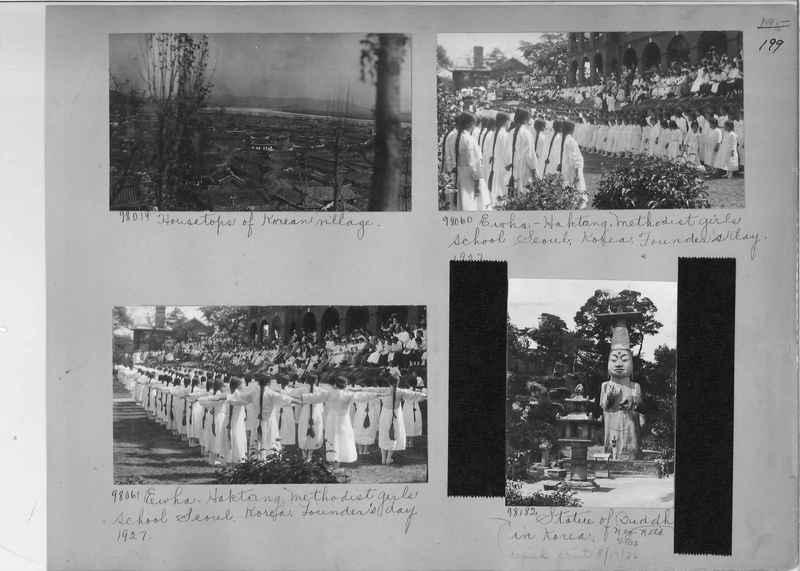 Mission Photograph Album - Korea #5 page 0199