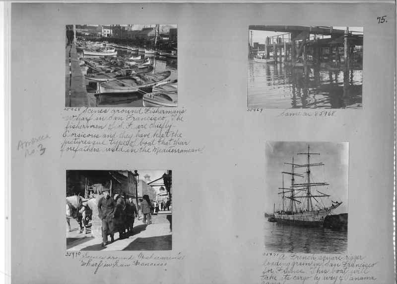 Mission Photograph Album - America #3 page 0075
