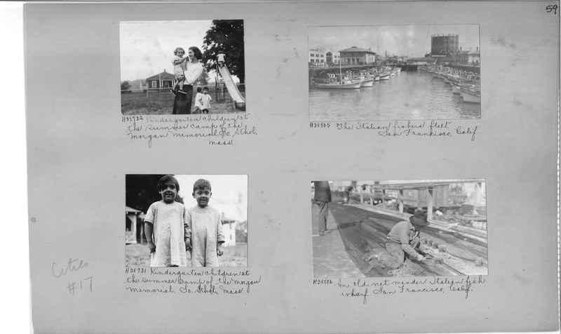 Mission Photograph Album - Cities #17 page 0059