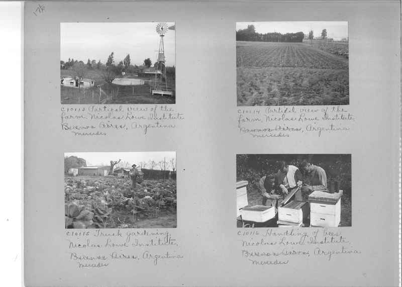 Misson Photograph Album - South America #8 page 0176