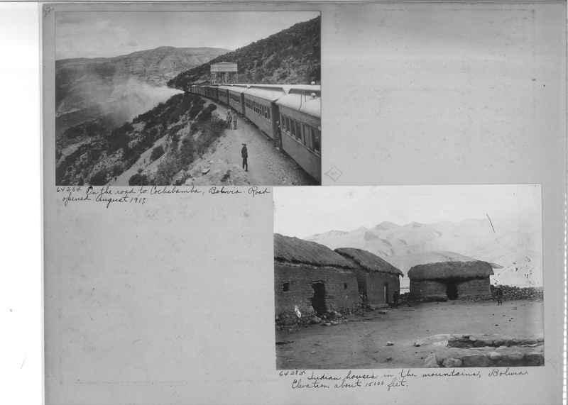 Mission Photograph Album - South America O.P. #3 page 0022