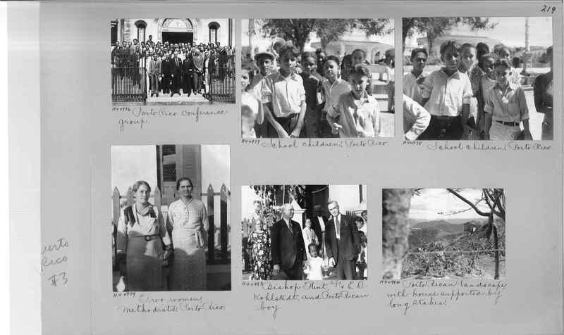 Mission Photograph Album - Puerto Rico #3 page 0219