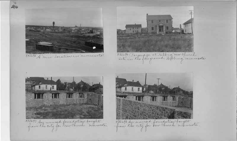 Mission Photograph Album - Cities #14 page 0206