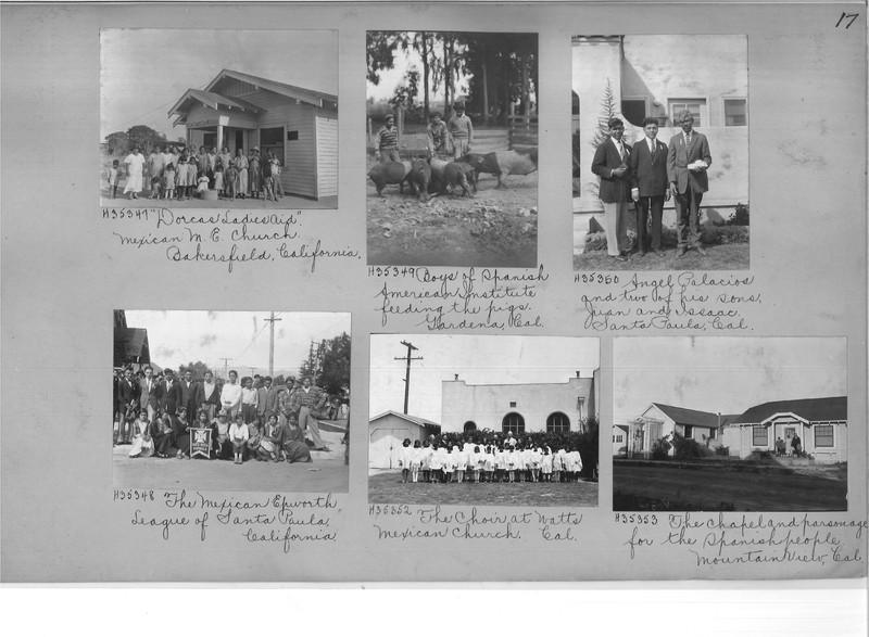 Mission Photograph Album - Latin America #2 page 0017