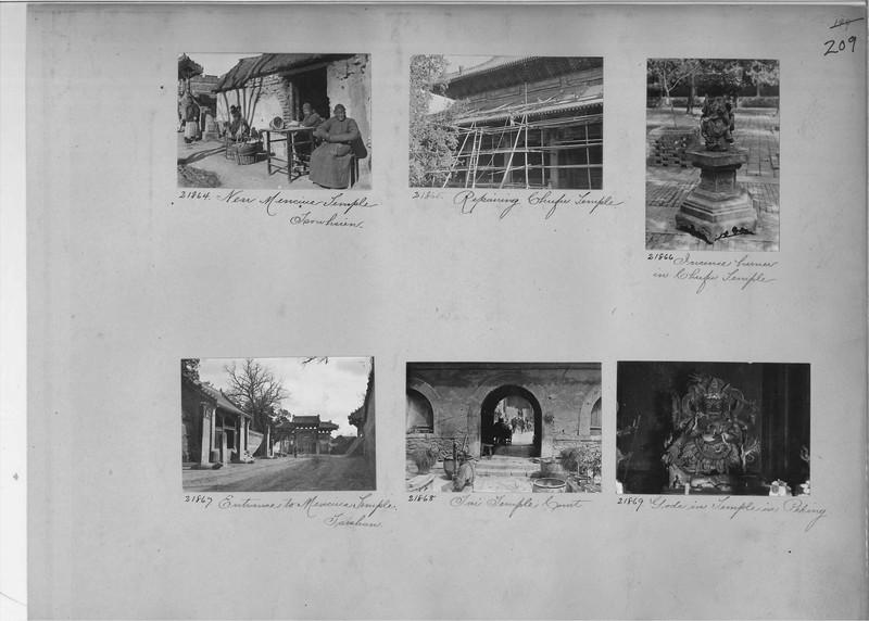 Mission Photograph Album - China #6 page 0209