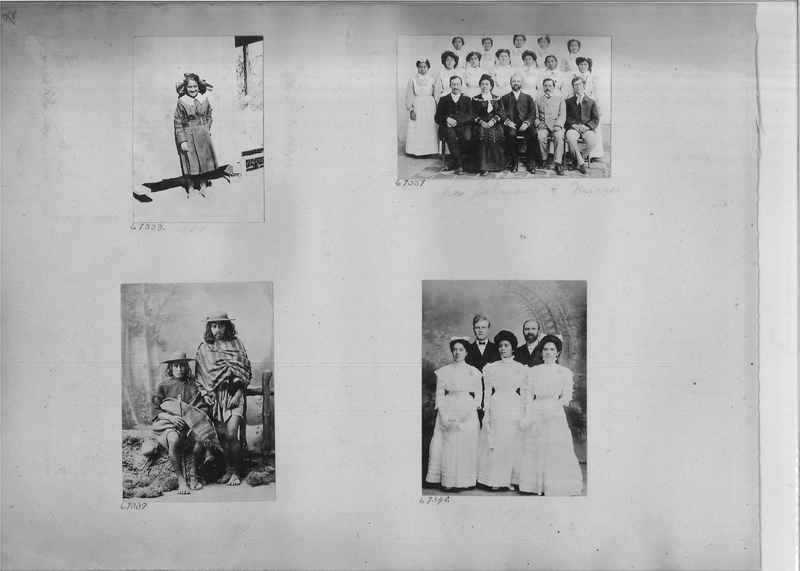 Mission Photograph Album - Mexico #04 page 0092