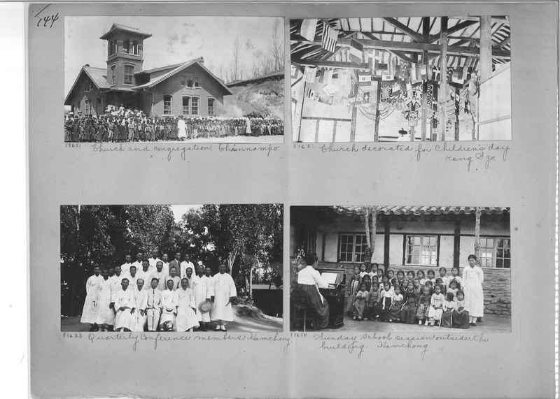 Mission Photograph Album - Korea #5 page 0144