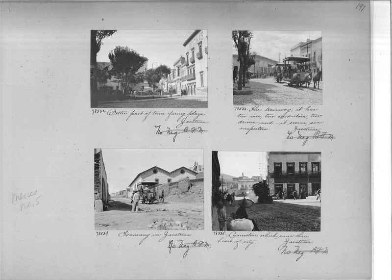 Mission Photograph Album - Mexico #05 page 0191
