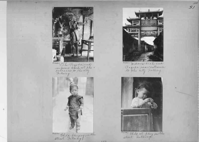 Mission Photograph Album - China #13 page 0051
