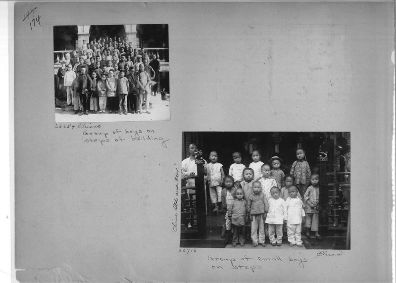 Mission Photograph Album - China #7 page 0174